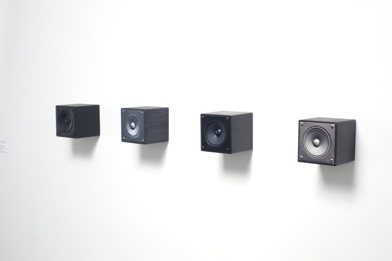 One and Four Speakers